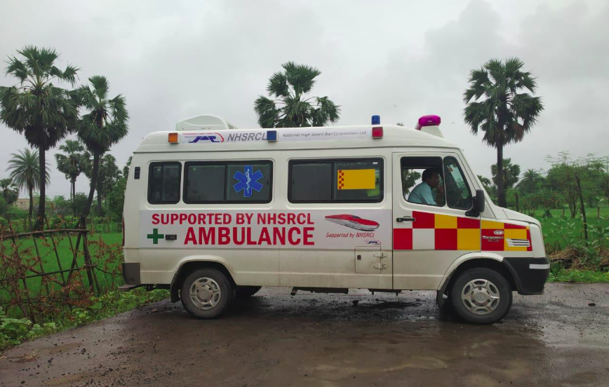 Modern Ambulance cum Mobile Health Unit for Palghar District