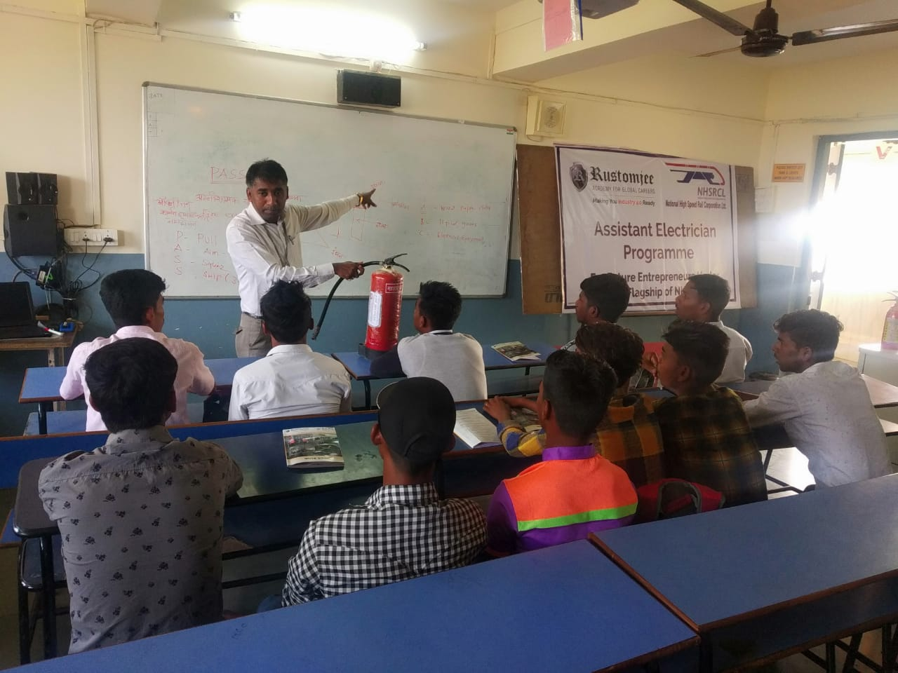 Assistant Electrician Training in Dahanu Taluka